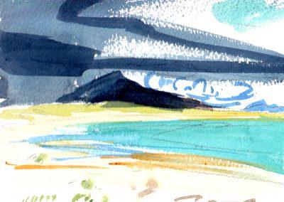 Marion Thomson, Hebridean Cloudscape
