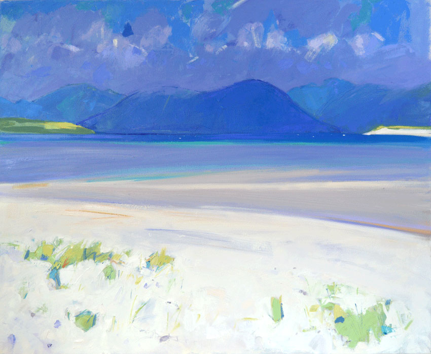 Low Tide, Sound Of Harris