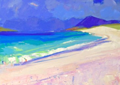 Pink Sands Scarista Harris