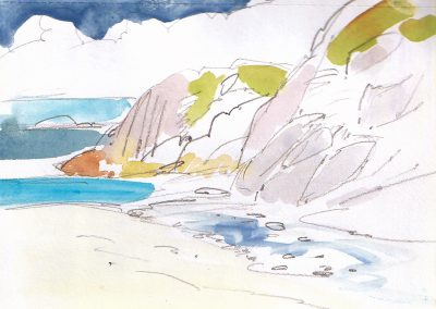 Marion Thomson, Port Bhan, Iona