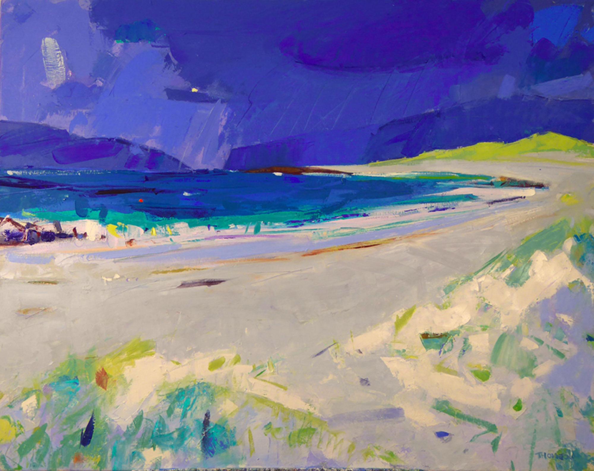 Sea Storm, Iona