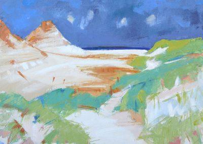 Path Through The Dunes, Barra