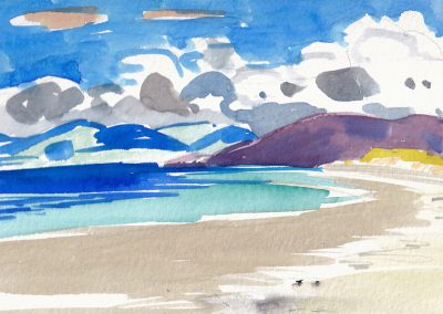 Marion Thomson, West Beach Berneray
