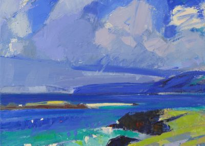 Out to Sea, Iona