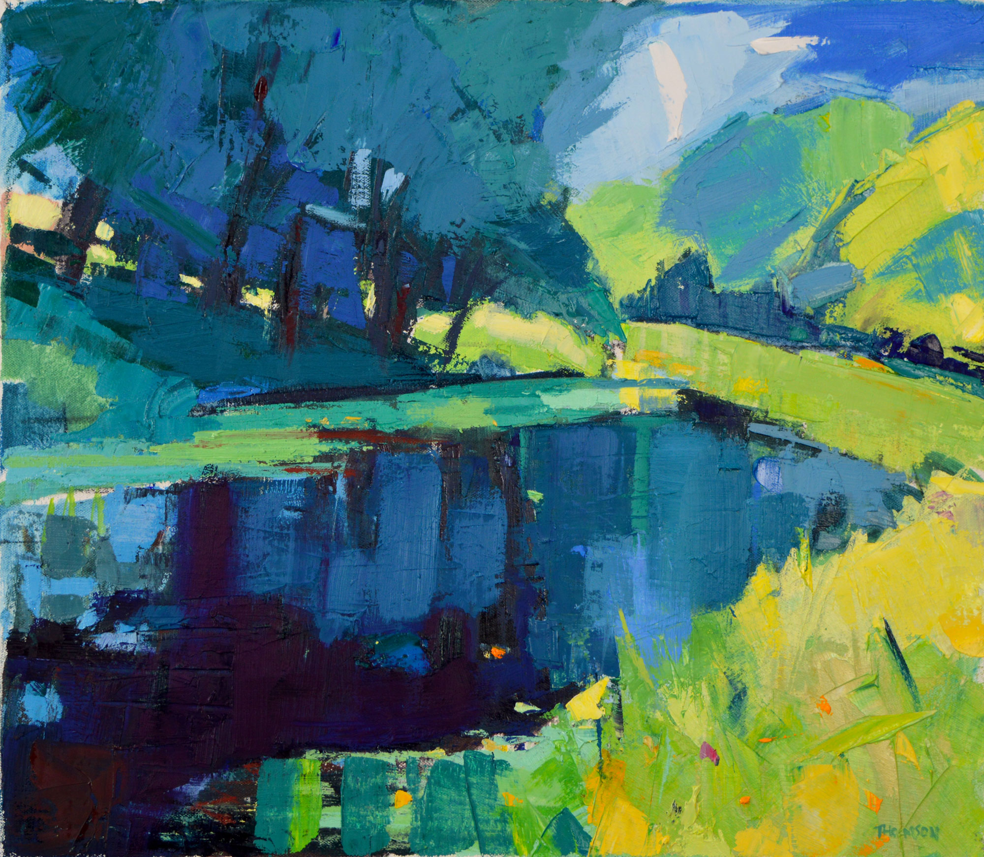 Marion Thomson Summer Reflections