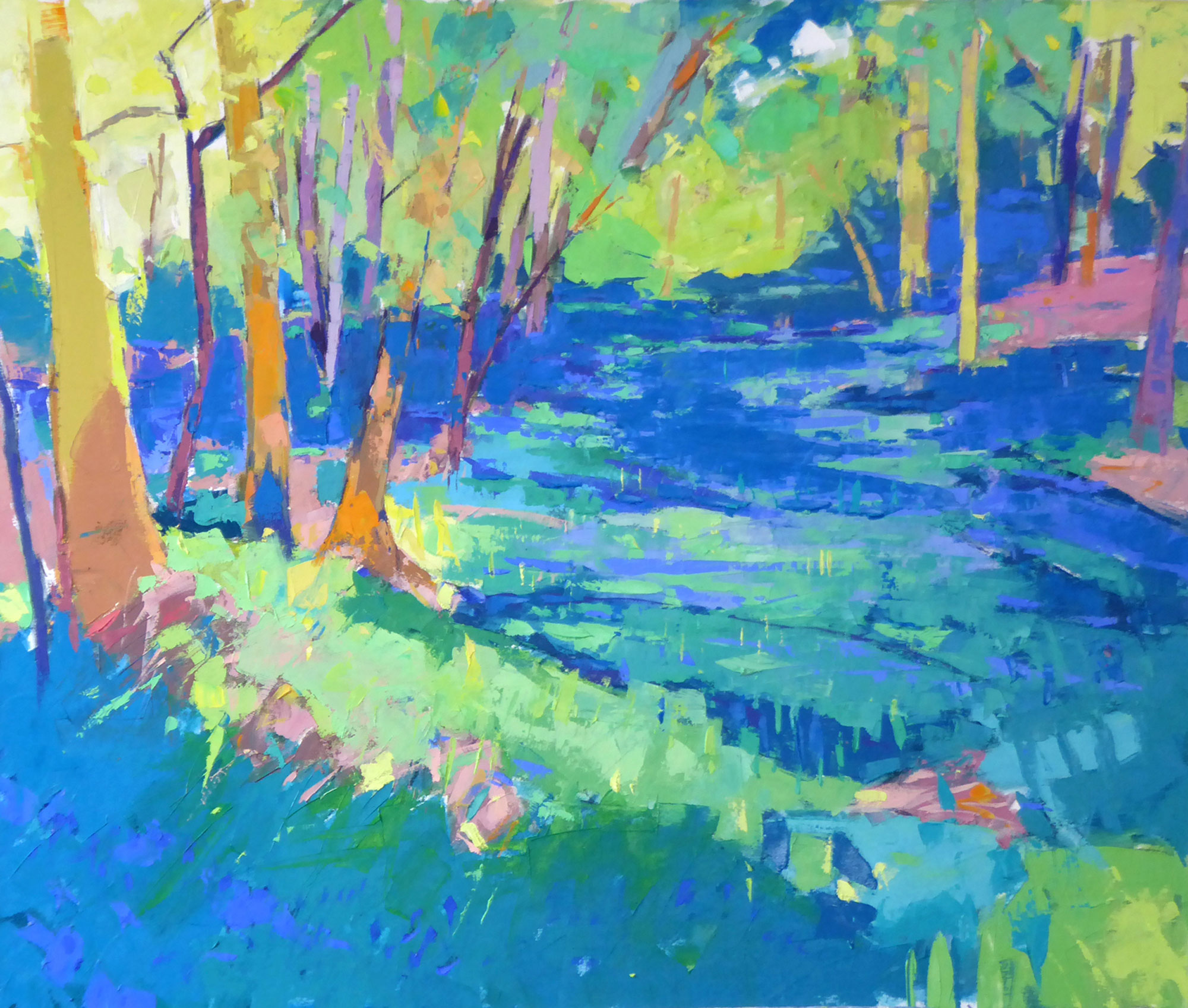 Marion Thomson Spring Woodland