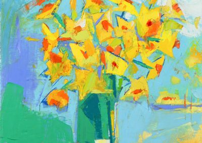 Narcissi by the Window