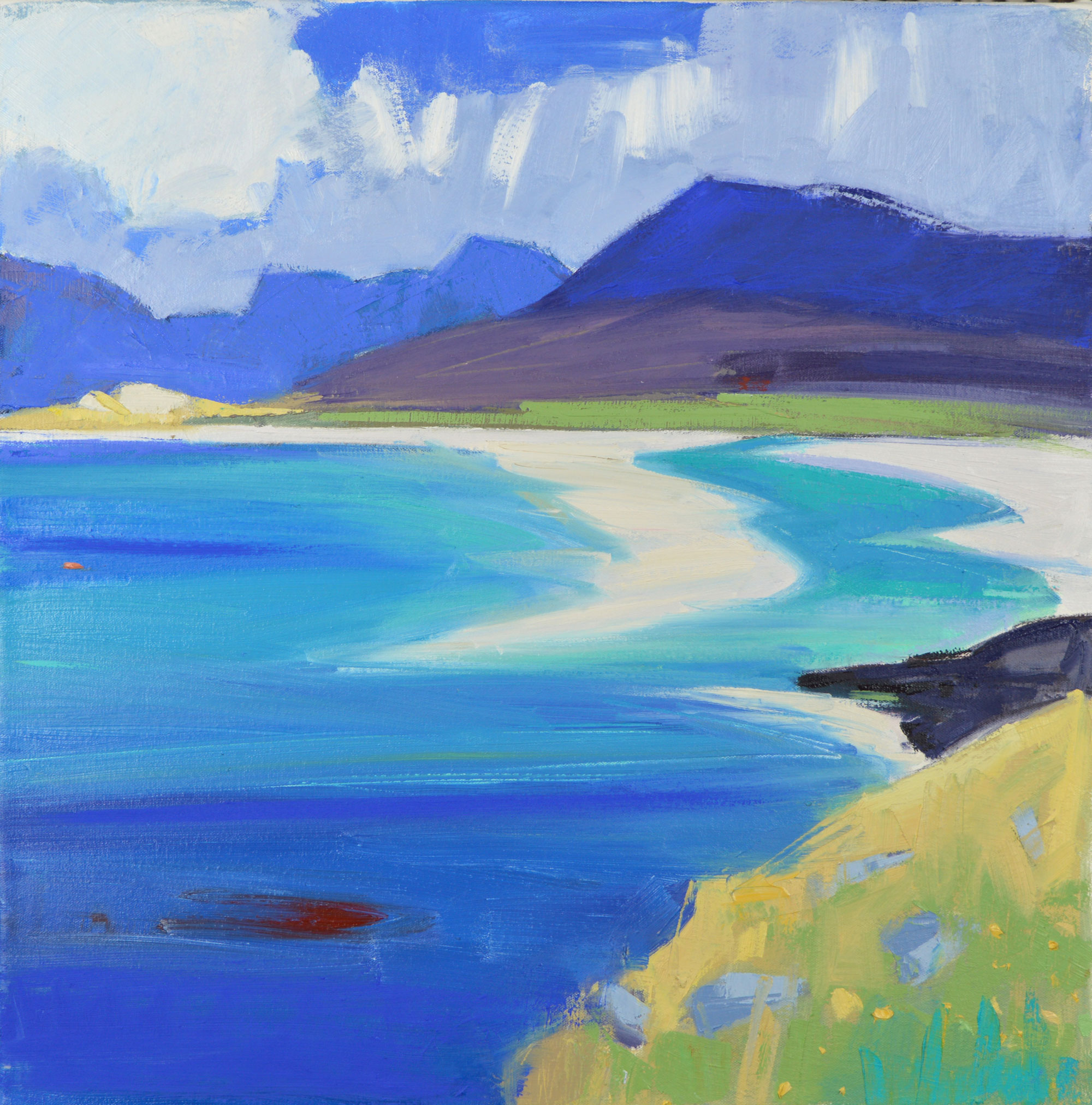 Marion-Thomson-Seascape-Luskentyre-Harris